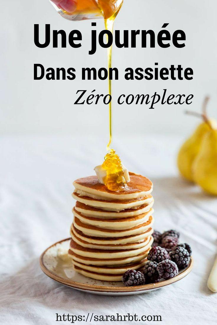 Zéro complexe, oui oui oui ! #food #lifestyle #oneday #inmymouth #junkfood #weekend #love #foody #foodies #home #blog #happy #pancakes #pancakestower #blog #blogging