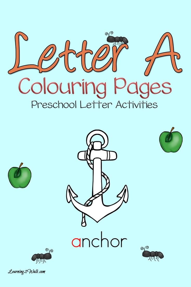 46 best Homeschool: Letter Aa images on Pinterest | Preschool ...