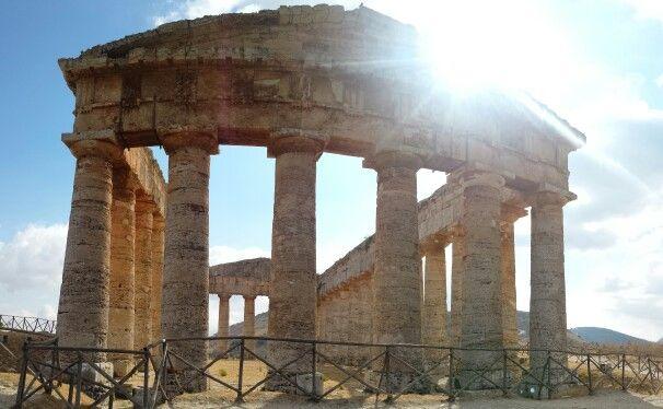 Tempio di Segesta #segesta #tempio #anticagrecia #temple #ancientgreece #sicilia #sicily #italy