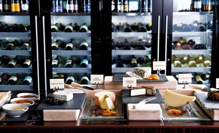 Cheese lounge en http://goo.gl/Akpef