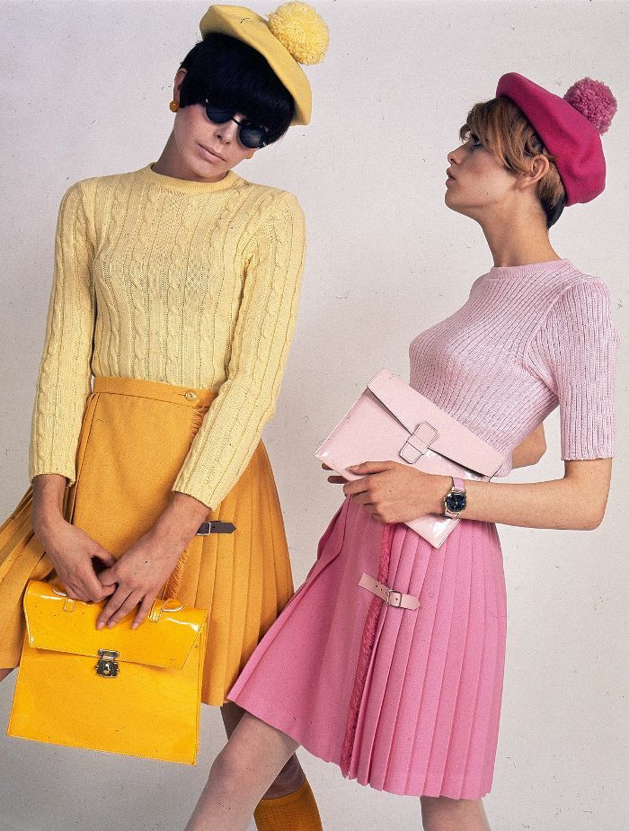 29 Game-Changing '60s Fashion Trends We Still Love Today