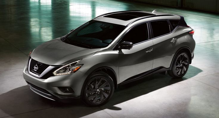 2017.5 Nissan Murano Comes With Revised Pricing Kicks Off From $29770