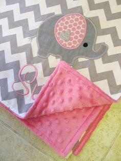 elephant blankets for baby - Google Search