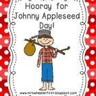 It's almost time for Johnny Appleseed Day!  This little pack will keep your little ones engaged while learning about John Chapman at the same time!...