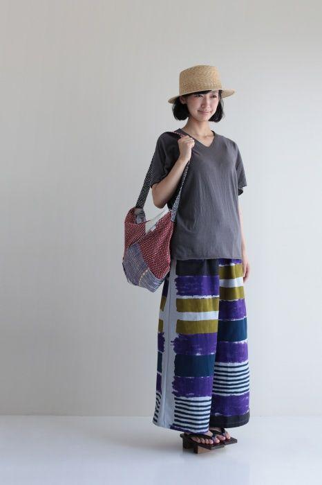 穏(おだやか)/間がさね - SOU・SOU netshop (ソウソウ) - 『新しい日本文化の創造』をコンセプトにオリジナルテキスタイルを作成し、地下足袋やSOU・SOU流の和装、手ぬぐい・袋もの・家具等を製作、販売する京都のブランド、SOU・SOU(ソウ・ソウ)です。