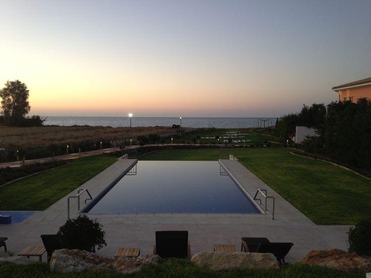 Alexander Palace at Cyprus Garden Sunset Architect & Interior Design by Levente Karacsony