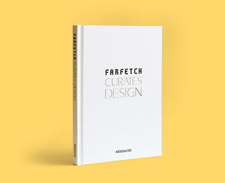 Book Review: Farfetch Curates Design | Farfetch Curates Design invites readers on a journey from sumptuous Taj Lake Palace hotel in Udaipur, India, to the workshop-studio-boutique of furniture maker Piet Hein Eek in Eindhoven, Netherlands, to the cutting-edge Taipei Performing Arts Center (still under construction), to boutique owner Linda Dresner's home in Birmingham, Michigan. | @farfetch @assouline #bestdesignbooks #books #farfetch #curatedesign | See also: http://www.bestdesignbooks.eu/