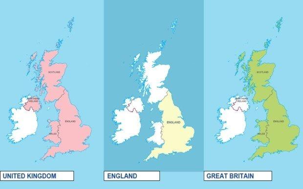 Magazino1: Η διαφορά ανάμεσα στη Μεγάλη Βρετανία, το Ηνωμένο ...