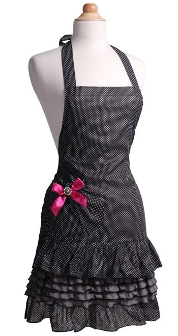 Flirty Aprons - Marilyn Sugar n' Spice    COOK20 – 20% off entire order - expires: 09/01/2014