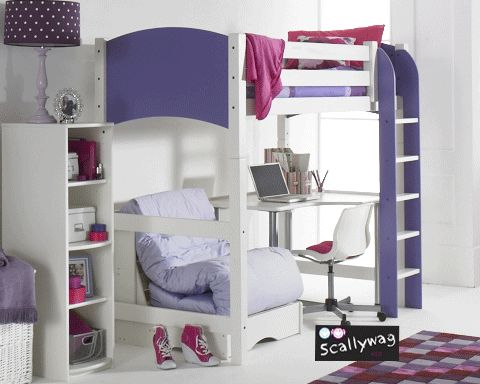 cresta scallywag highsleeper bed with desk and futon image 20 best cresta scallywag and cresta basic  images on pinterest      rh   pinterest
