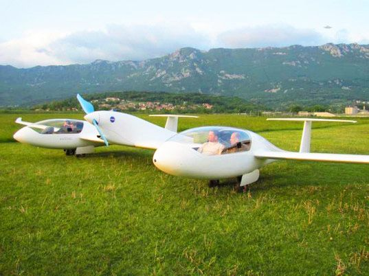 electric planes. pilot lessons anybody?