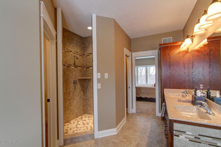 Captivating Luxury Doorless Walk In Showers 2015