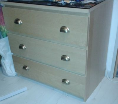Commode malm votre meuble ikea customis et relook for Ikea commode pin