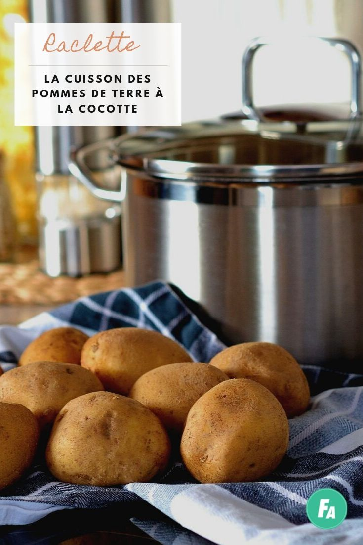 Cuisson Patate Cocotte Minute : cuisson, patate, cocotte, minute, Comment, Réussir, Cuisson, Pommes, Terre, Raclette, Cocotte-, Minute, Pomme, Terre,, Planning, Repas,, Recette