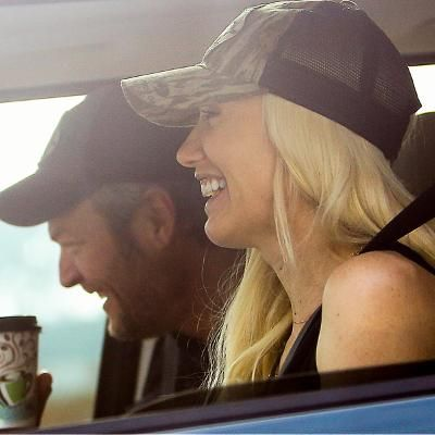 Hot: Blake Shelton and Gwen Stefani Cannot Stop Giggling on Their Adorable Outing in Los Angeles
