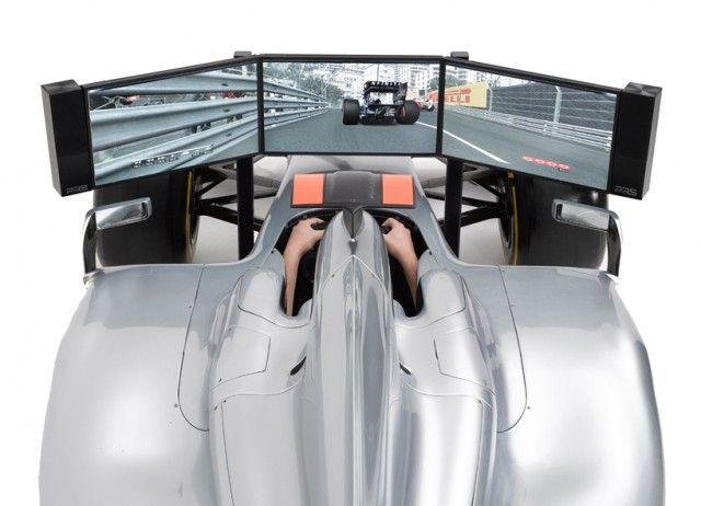 I WANT ONE!!!!!!! Formula 1 Simulator
