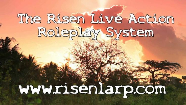 The Risen - Post-Apocalyptic, Zombie style Live Action Role Playing Game