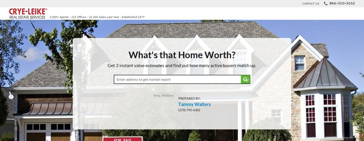 Home Value Estimator by Tammy Walters