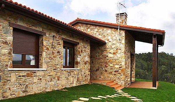 Casas en piedra - Imagui