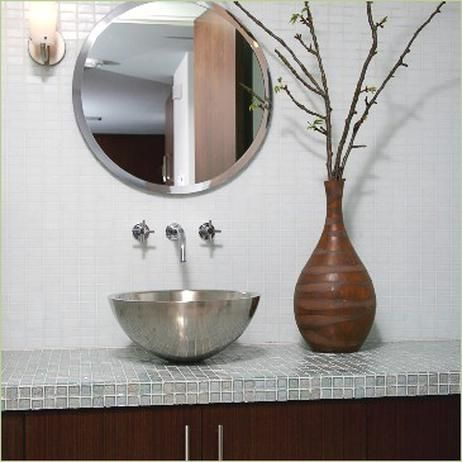 Stainless Steel With Style - Make a Statement With Metallics on HGTV