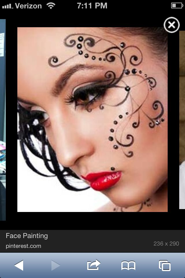 1265 best Face-Paint images on Pinterest | Face paintings, Body ...