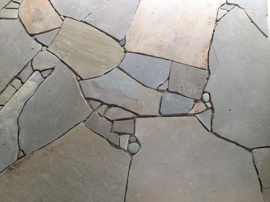 Natural Flooring Options 101 best slate flooring images on pinterest | slate flooring
