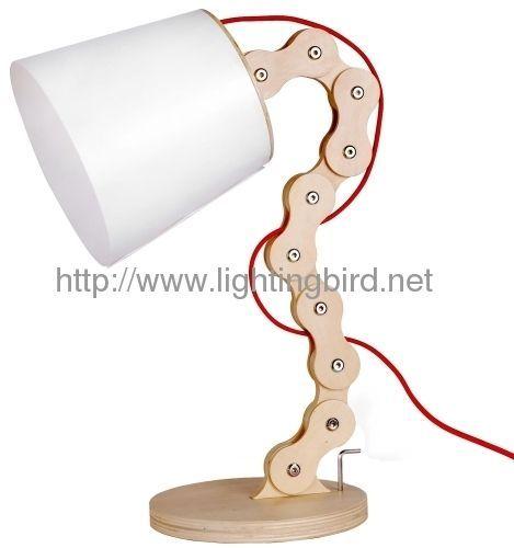 wooden lamp desk lamp Fine wooden lamp Home wood lamp: