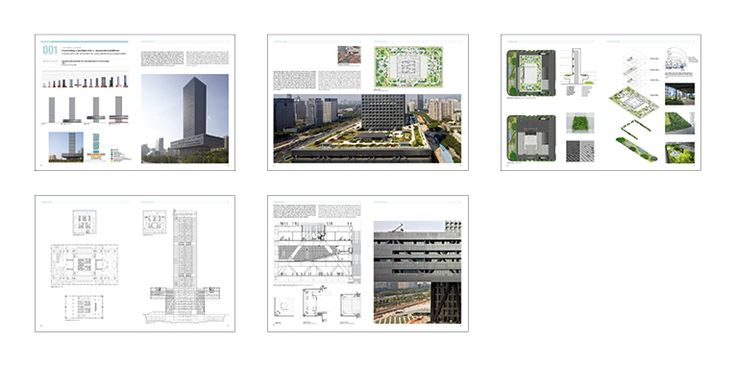 OMA. The new headquarters for the Shenzhen stock exchange. Shenzhen (China) 2013 WORKFORCE SERIES Published in a+t 44 A Better Place to Work 2 https://aplust.net/tienda/revistas/Serie%20WORKFORCE/A%20Better%20Place%20to%20Work%202/