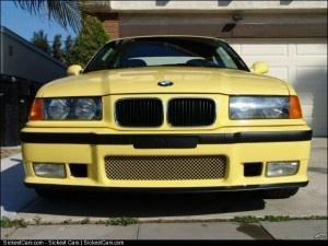 1995 BMW M3  - http://sickestcars.com/2013/05/08/1995-bmw-m3/
