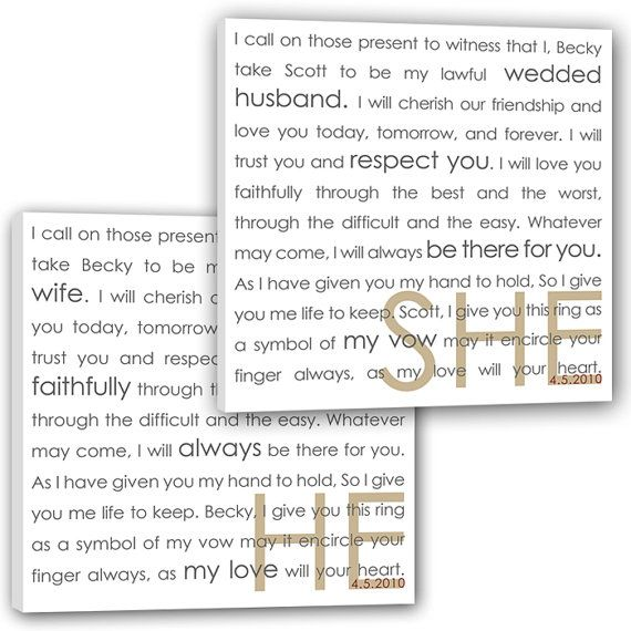 She He Word Art wedding phrases Reception by GeezeesCustomCanvas, $330.00