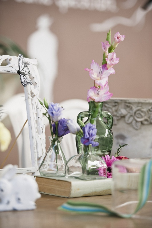 Images from Mr Price Home Summer Trend Shoot 2012 #flowers #colour_glass
