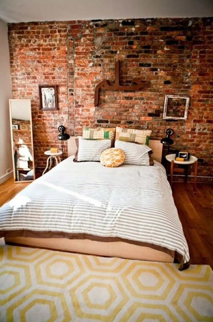 18 best Schlafzimmer images on Pinterest Bedroom, Live and Home - wandgestaltung für schlafzimmer
