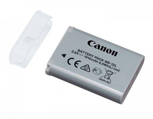 Canon NB-12L Battery for PowerShot G1 X MK II