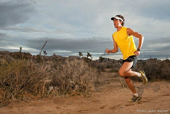 Ultramarathoner Scott Jurek Says Veganism Made Him Run Better—Physically <em>and</em> Mentally
