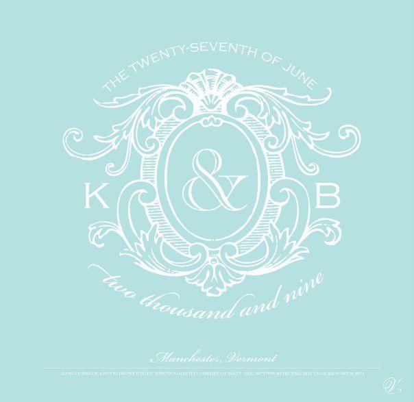 || custom wedding logo that @Julie Smith B will design for me!!