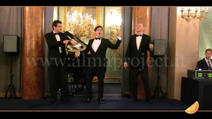ALMA PROJECT - Three Tenors - O' Sole Mio