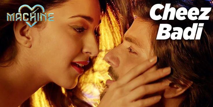 Cheez Badi Official Video Song - Machine   Mustafa, Kiara Advani   Voice of Udit Narayan & Neha Kakkar   Movie Releasing on 17th March 2017. #CheezBadi #Machine #Mustafa #KiaraAdvani #Nehakakkar #UditNarayan #AbbasMustan @tseries #PENIndiaLtd #JayantilalGada #ADFilms #AbbasMustanFilmsProductionPvtLtd
