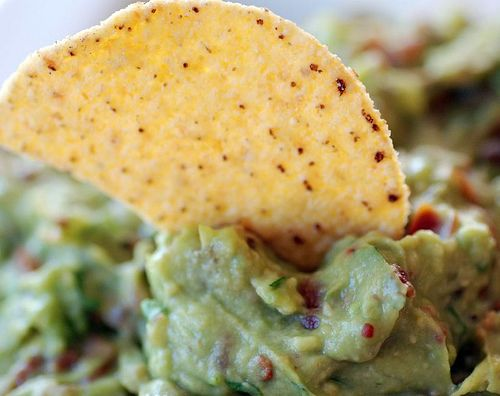 Blue Cheese Bacon Guacamole | Food/Savory | Pinterest
