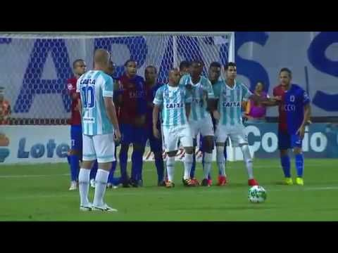 Avai FC vs Parana Clube - http://www.footballreplay.net/football/2016/11/05/avai-fc-vs-parana-clube/