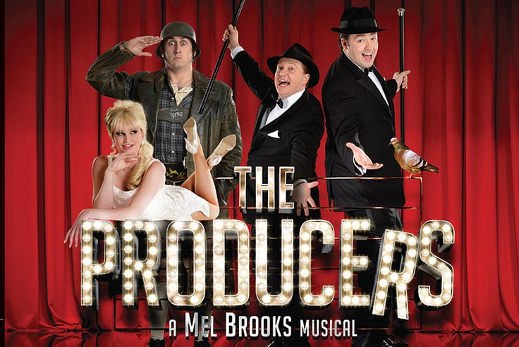 The Producers Musical - Starring Jason Manford & Ross Noble!