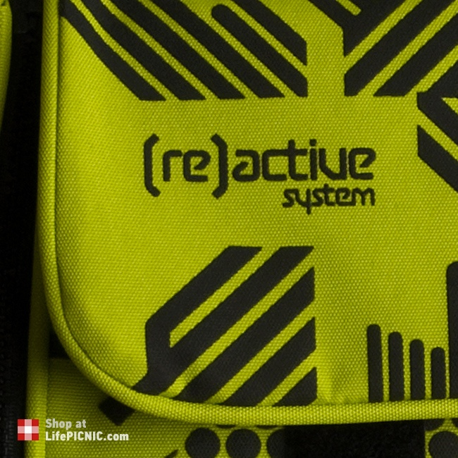 (re)Active System Lime Laptop Bag · Miguel Rios Design, €102.50