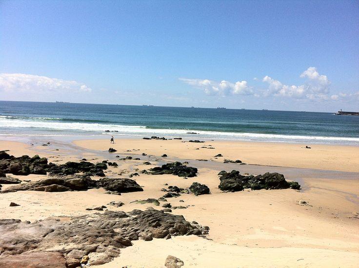 Atlantic ocean (Porto shore)