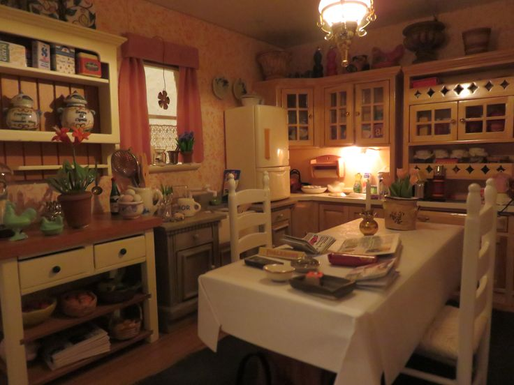 From my dollhouse.Marian Hansen.Denmark.