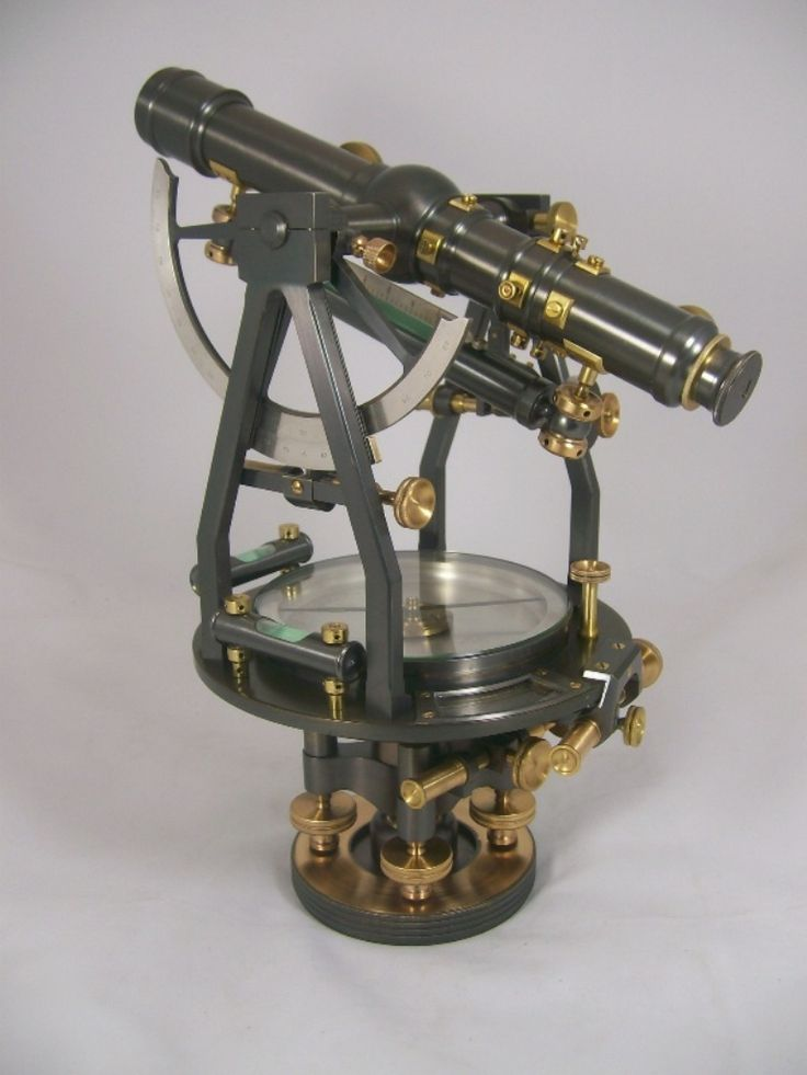 48 best images about the evolution of survey equipment