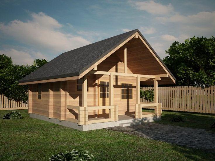 Houtskeletbouw Chalet Bucegi | Houten huis bouwen #housesforsale