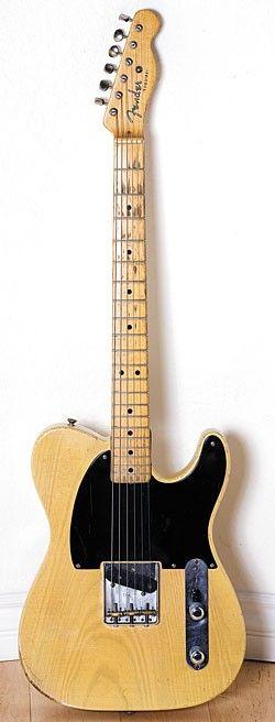 1951 Fender Esquire.