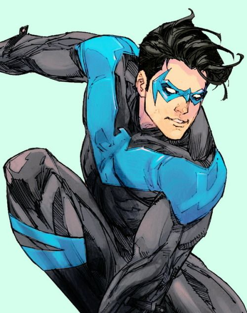 Nightwing. Dick Grayson. <3