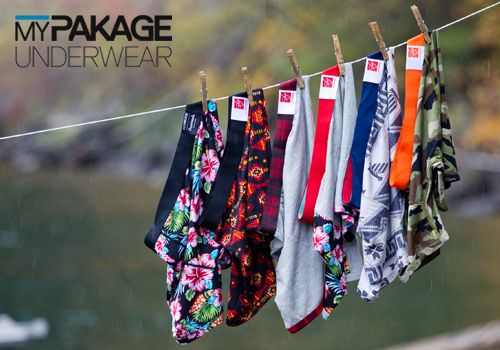MYPAKAGE SET OUT TO BE A GAME CHANGER by making the best underwear on the planet for men. Their goal... To make underwear that is unrivalled in fit, comfort and style to support you (and your pakage) through life's adventures! Read More https://www.outsidesports.co.nz/blog/post/133/it-just-fits.html