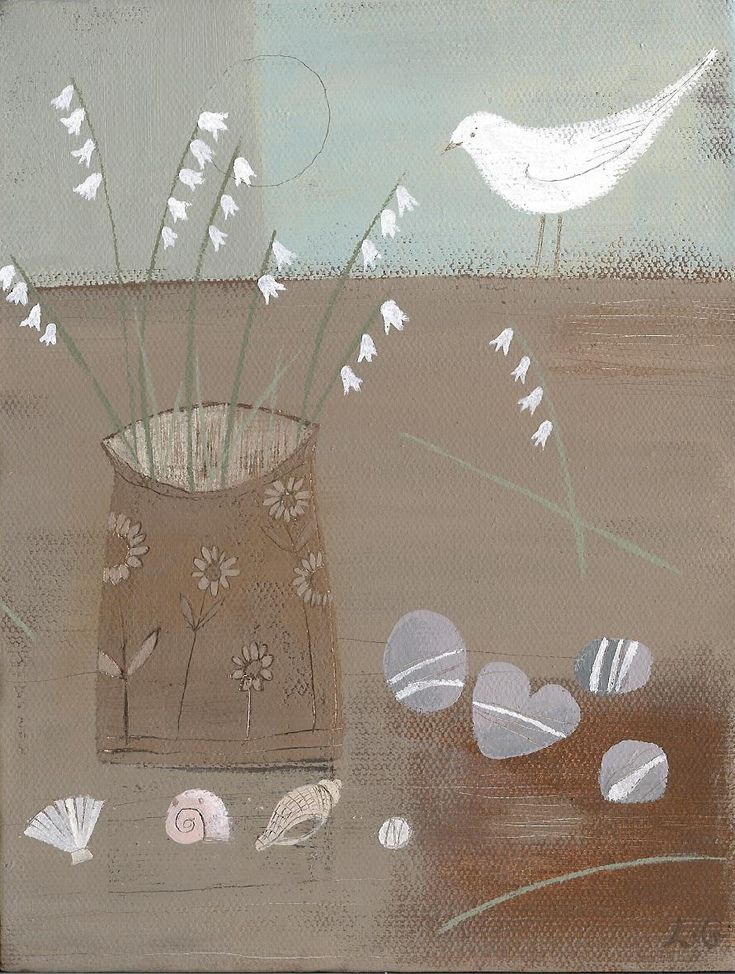 Winter Collection Art by Lucy Grossmith