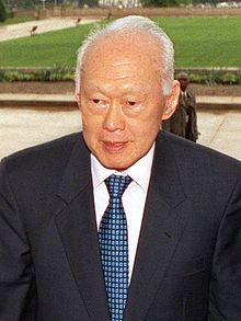 Lee Kuan Yew, first Prime Minister of Singapore from 1959 to 1990, 23.03.15, aged 91
